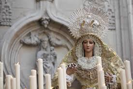 La Virgen de la Victoria de Jaén saldrá en Vía Lucis el próximo domingo