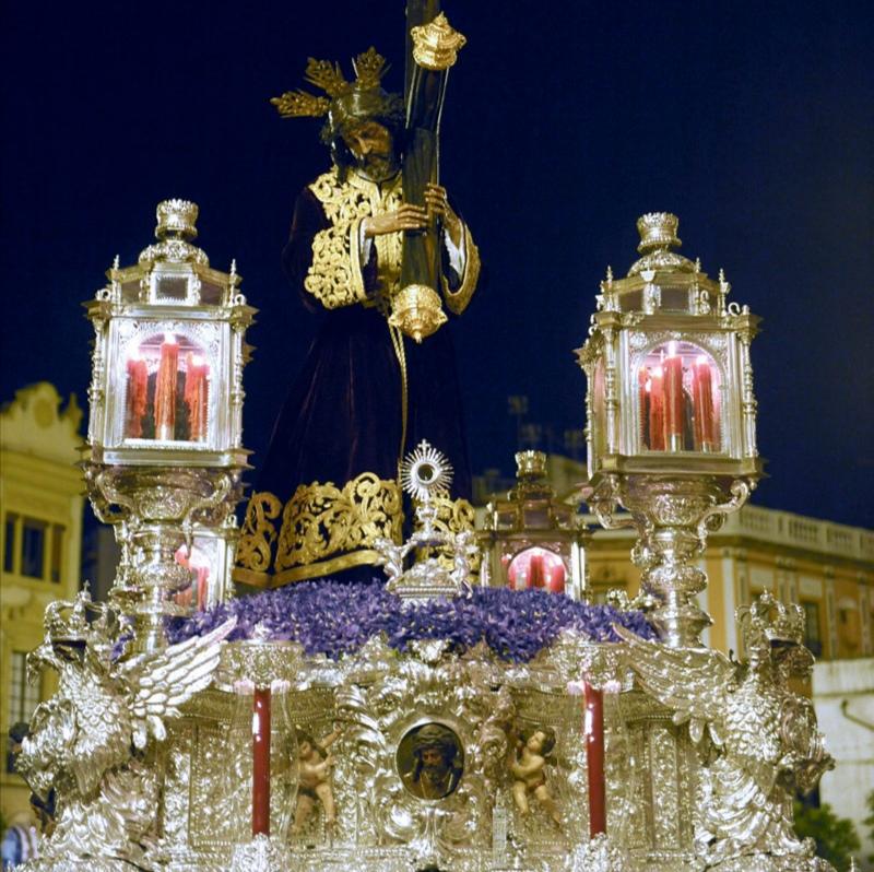 El Quinteto de metales de Virgen de los Reyes acompañará musicalmente al Nazareno de las Siete Palabras el Miércoles Santo