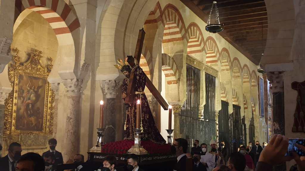 Las Cofradías de Córdoba desvelarán la imagen que presidirá el Via Crucis de las Hermandades de 2022 el 3 de noviembre