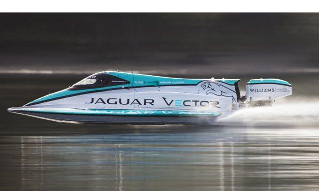 Jaguar Land Rover: Vector Racing