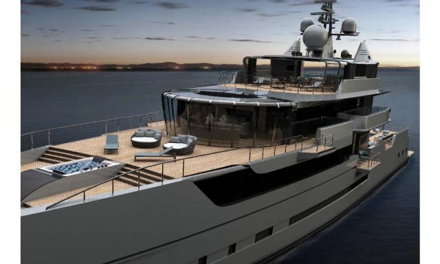 Italian Yacht Design Conference: il progetto Galàna