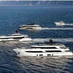 La flotta Ferretti Group