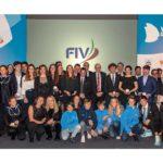 Gli atleti della Federazione Italiana Vela