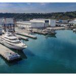 Superyacht Yard Ferretti Group Ancona