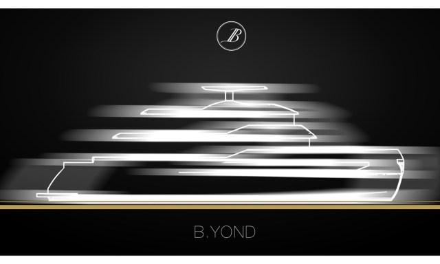 Benetti B.Yond, il progetto