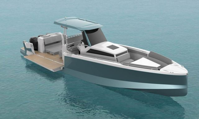 H3O Yacht Design: il progetto Kraken 36