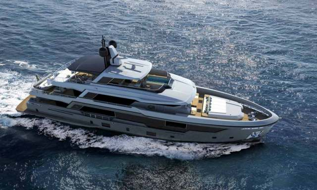 Rosetti Superyachts: Rsy 38 exp