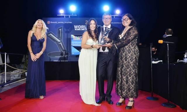 Amer: Barbara Amerio ritira il premio