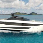 Amer Yachts: il rendering dell'ammiraglia