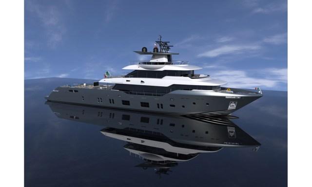 Canados Oceanic 140 Tri-Deck