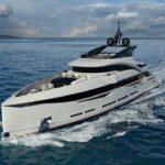 Isa Yachts: GT 45 metri