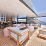 FLOATING LIFE Main Deck Dining Area
