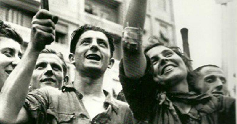 25 aprile. Anniversario della Liberazione