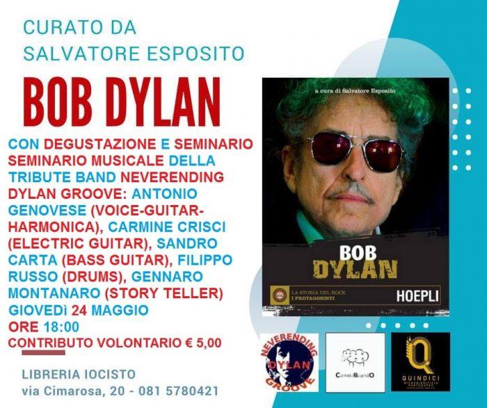 Una serata di musica e parole per Bob Dylan