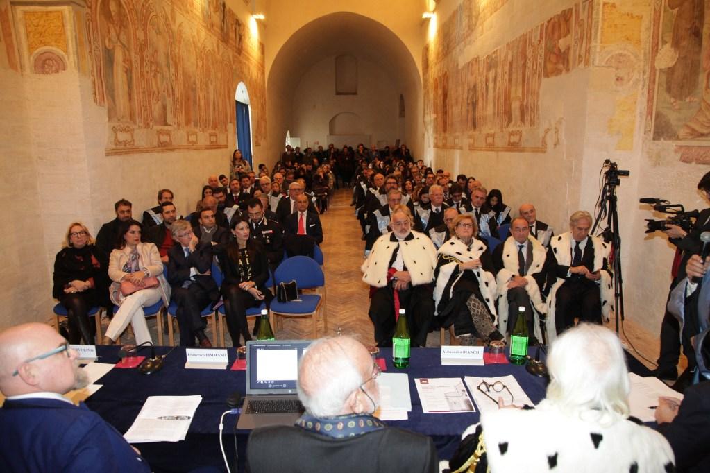 Unipegaso inaugura l'anno accademico a Matera, capitale europea della cultura