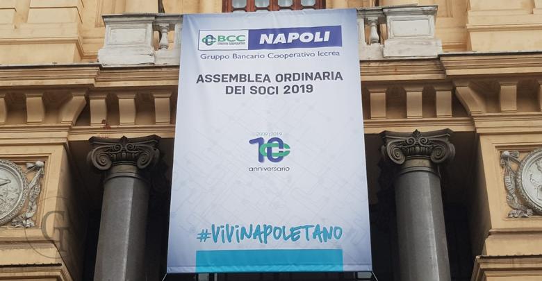 BCC Napoli. 10 vale 100