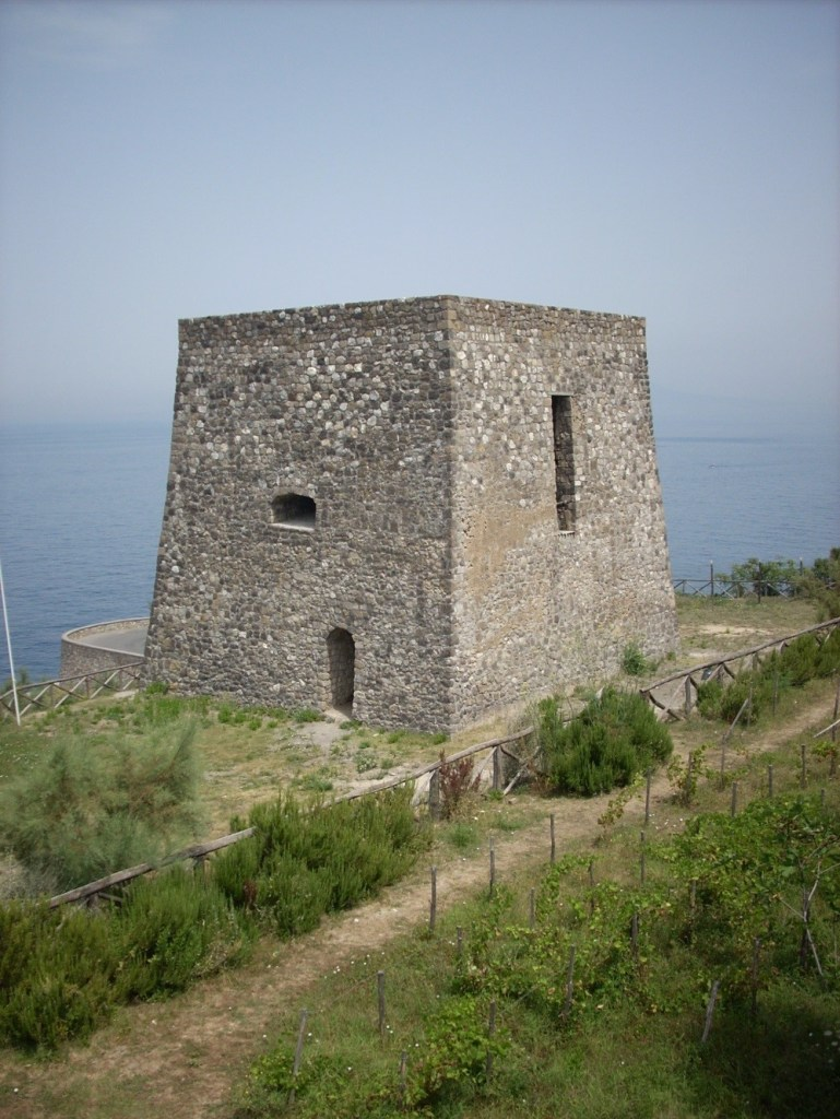 'A Torre do' Cumandante a Capo Villazzano
