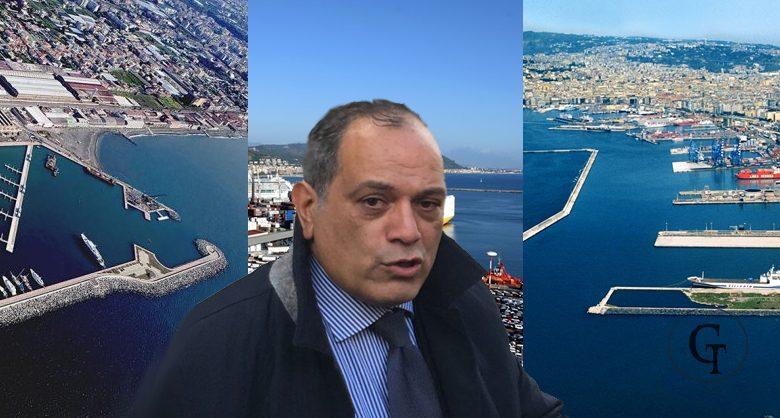 Autorità portuale del Tirreno Centrale, intervista al Segretario Grimaldi