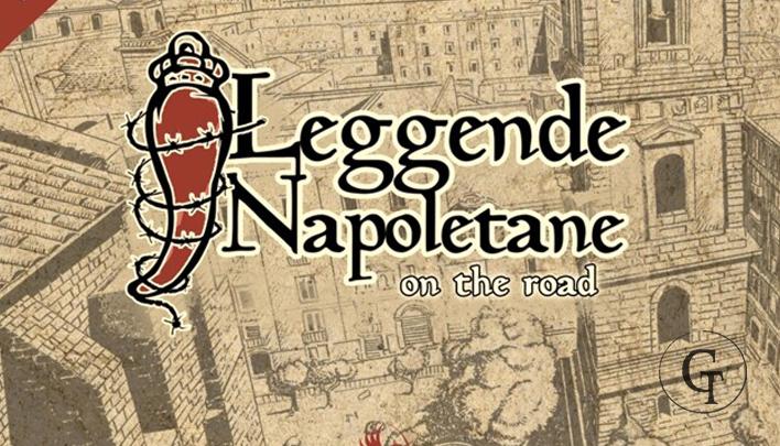 Leggende napoletane on the road. Il gioco