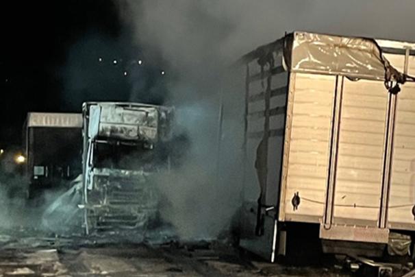 Incendio di Montefredane: i dati Arpac sulle diossine nell'aria