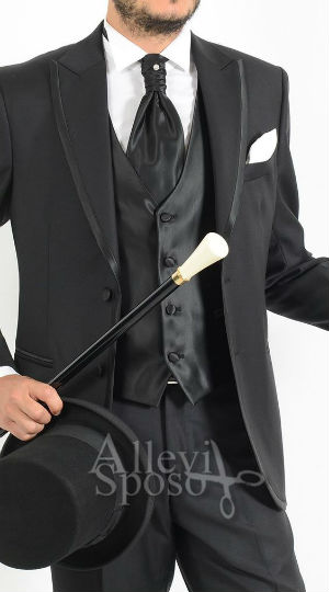abito da uomo per cerimonia serale ... 3b86a036194