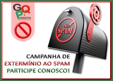 Campanha Extermínio ao SPAM