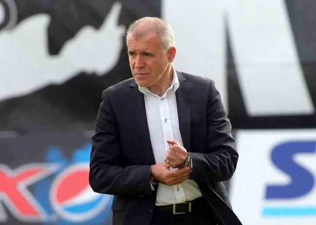 Αναστόπουλος: «Οι παίκτες είναι άνθρωποι και όχι μηχανές»