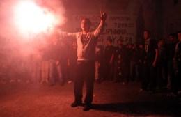Φωτογραφίες και videos από το συλλαλητήριο