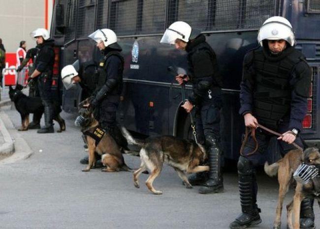 13 συλλήψεις για το ντέρμπι