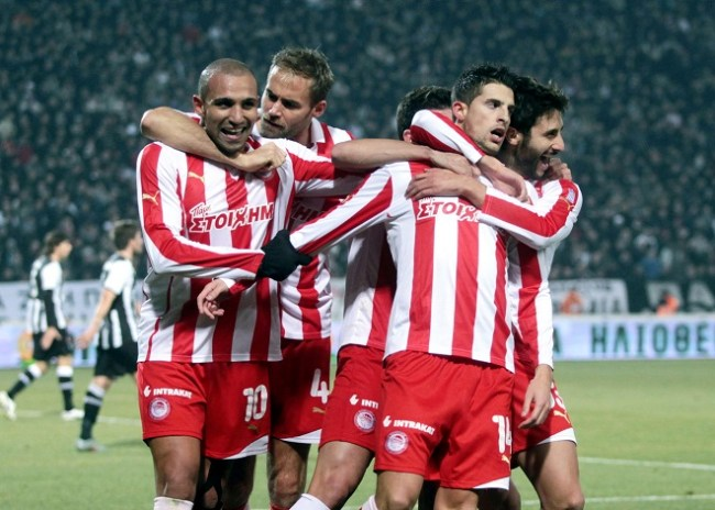ΠΑΟΚ-Ολυμπιακός 0-2