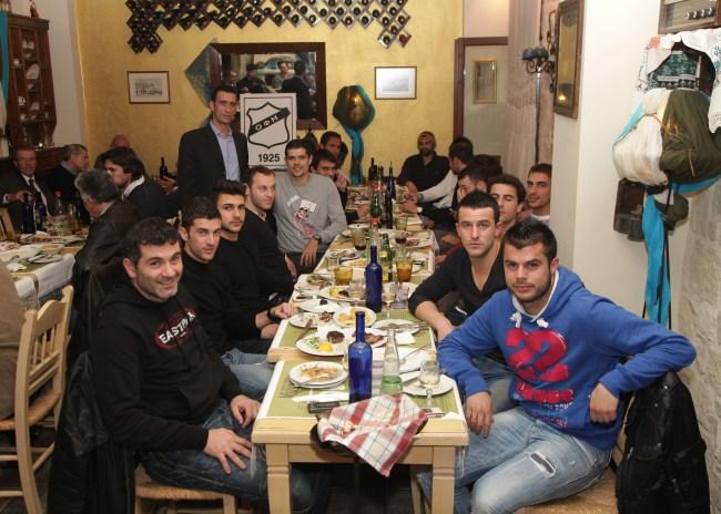 """Πατεμτζής: """" Αξιέπαινη η προσπάθεια των ποδοσφαιριστών του ΟΦΗ"""""""