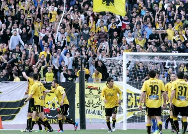ΑΕΚ-Παναιτωλικός 1-0