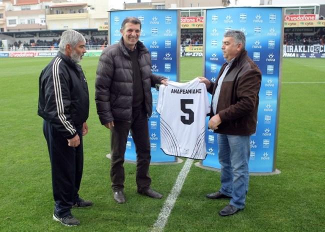 Ανδρεανίδης: «Οι απουσίες έχουν επηρεάσει τον ΟΦΗ στο δεύτερο γύρο»