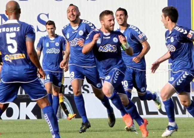 Ατρόμητος-ΑΕΚ 1-0