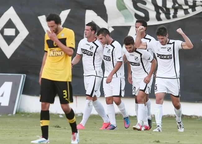 """""""Πάτησε"""" την ΑΕΚ ο ΟΦΗ που κέρδισε 2-1 χάνοντας ευκαιρίες για έναν μεγάλο θρίαμβο!"""