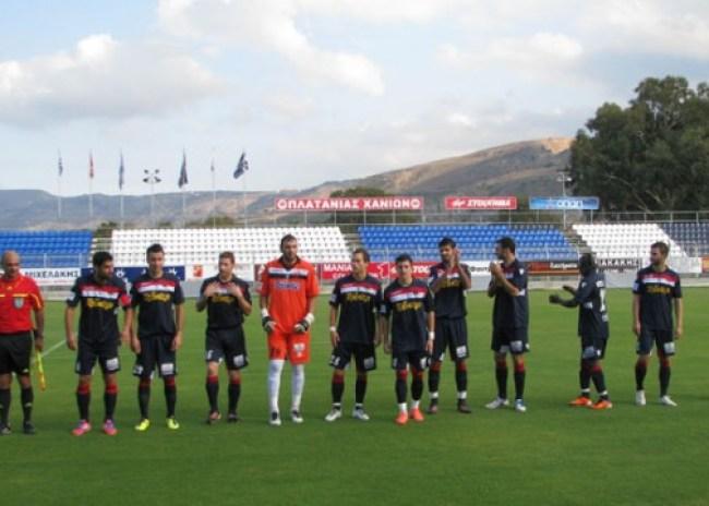 Φιλική νίκη με 4-1 επί του ΠΟΑ για τον Πλατανιά