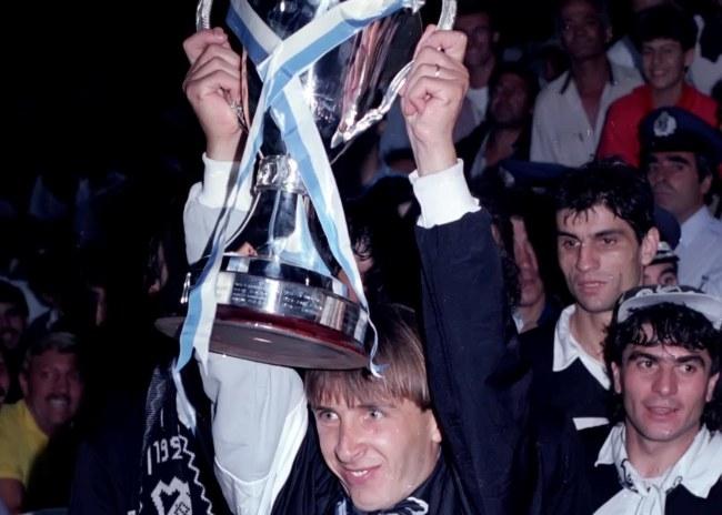 Το Κύπελλο του 87 ξανά στον κόσμο!
