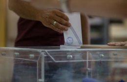 Η Ελλάδα ψηφίζει…