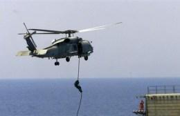 Υπουργείο Άμυνας: Συνεχίζονται οι έρευνες για το πλήρωμα του ελικοπτέρου