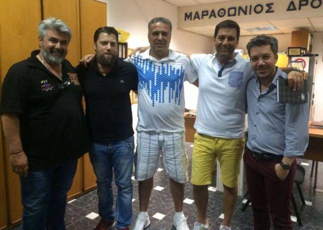 Νέο μέλος της Επιτροπής Μπάσκετ ο Σωτήρης Καταρτζόγλου
