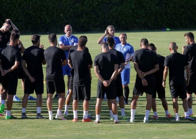 Επιστροφή στο γήπεδο για τους ποδοσφαιριστές του ΟΦΗ