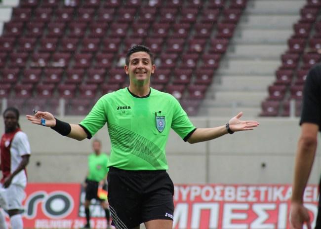 Ο Μπουμαρσόπουλος στο ΟΦΗ – Πανελευσινιακός