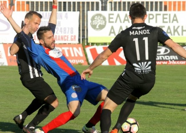Τα στιγμιότυπα του ΟΦΗ – Τρίκαλα 0-1 (video)