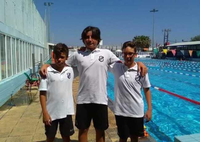 Στο Βόλο οι μικροί κολυμβητές του ΟΦΗ