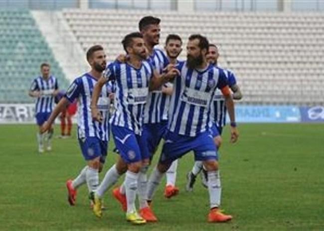 Ο Απόλλων Λάρισας θέλει να πάρει το ματς με τον Αχαρναϊκό στα χαρτιά