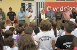 Βραβεύει τους κορυφαίους αθλητές του για το 2017 το τμήμα στίβου του ΟΦΗ