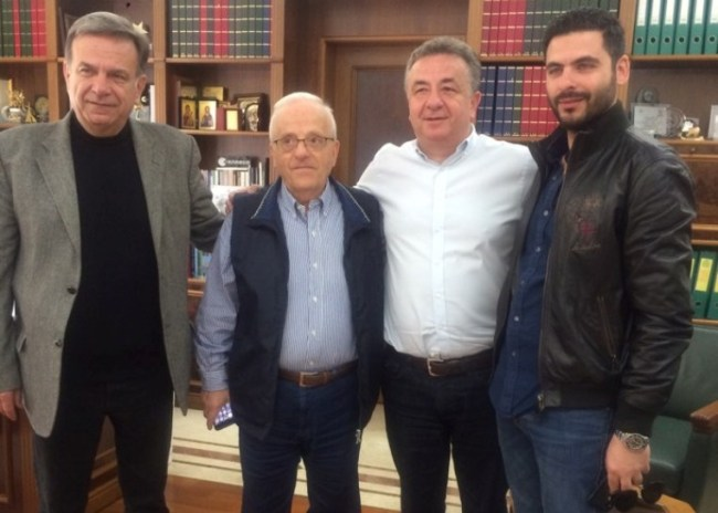 """Αρναουτάκης: """"Ο ΟΦΗ ανήκει στην Σούπερ Λιγκ"""""""