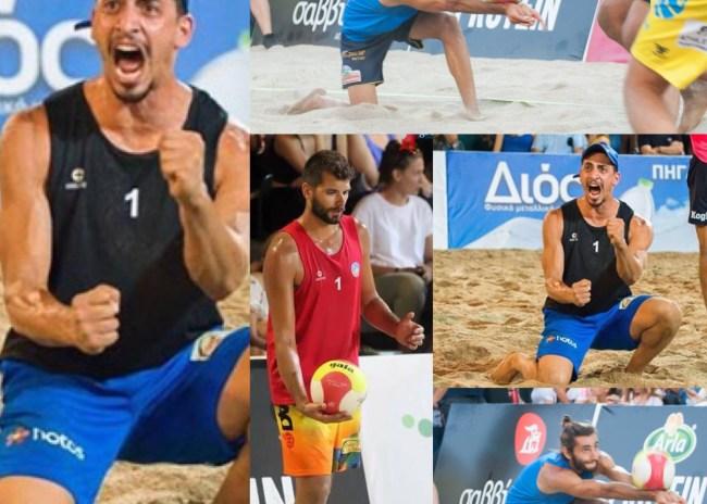 «Άρωμα» ΟΦΗ στο Πανελλήνιο Πρωτάθλημα Beach Volley (Masters) της Θεσσαλονίκης