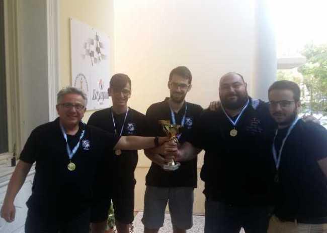 Το σκάκι του ΟΦΗ στις 8 καλύτερες ομάδες