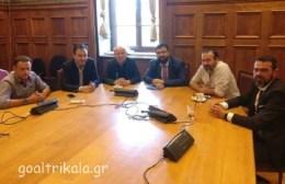 Βασιλειάδης: «H Σούπερ Λίγκ θέλει για φέτος να μείνει ο αριθμός των 16»